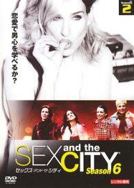 【バーゲンセール】SEX AND THE CITY セックス アンド ザ シティ シーズン6 Vol.2(第4話〜第6話)【洋画 中古 DVD】メール便可 ケース無:: レンタル落ち