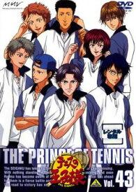 【タイムセール】テニスの王子様 43【アニメ 中古 DVD】メール便可 ケース無:: レンタル落ち