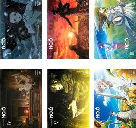 NO.6 ナンバー シック(6枚セット)第1話〜第11話【全巻セット アニメ 中古 DVD】レンタル落ち