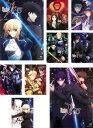 Fate Zero フェイトゼロ(9枚セット)第1話〜第25話【全巻セット 中古 DVD】レンタル落ち