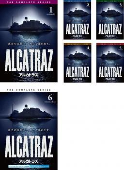 ALCATRAZ アルカトラズ 6枚セット 第1話〜第13話【全巻セット 洋画 中古 DVD】レンタル落ち