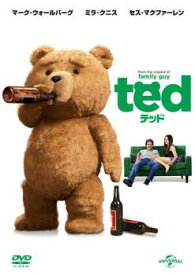 テッド ted【洋画 中古 DVD】メール便可 ケース無:: レンタル落ち