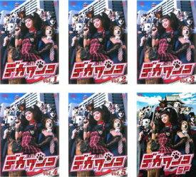 デカワンコ(6枚セット)第1話〜最終話+スペシャル【全巻セット 邦画 中古 DVD】レンタル落ち