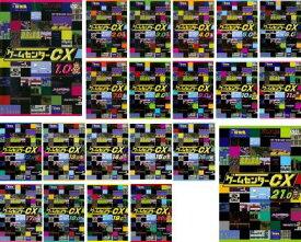 ゲームセンター CX(21枚セット)1.0〜21.0【全巻 趣味、実用 中古 DVD】レンタル落ち