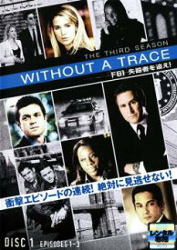 WITHOUT A TRACE FBI 失踪者を追え! サード シーズン3 11枚セット 第1話〜第23話【全巻セット 洋画 海外ドラマ 中古 DVD】ケース無:: レンタル落ち