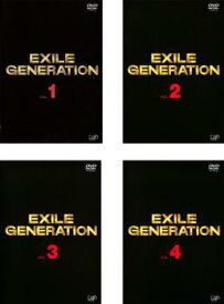EXILE GENERATION(4枚セット)第1話〜第12話【全巻セット その他、ドキュメンタリー 中古 DVD】レンタル落ち