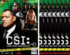 CSI:科学捜査班 シーズン11 SEASON(8枚セット)第1話〜第22話 最終【全巻セット 洋画 海外ドラマ 中古 DVD】ケース無:: レンタル落ち