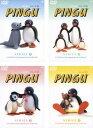 PINGU ピングー シリーズ 4枚セット 1、2、3、4【全巻 アニメ 中古 DVD】レンタル落ち