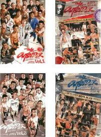 ジ・アウトサイダー 2011(4枚セット)Vol.1、2、3、4 完全版【全巻 スポーツ 中古 DVD】ケース無:: レンタル落ち