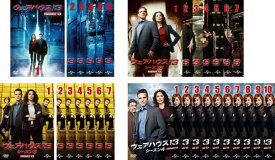 ウェアハウス13 30枚セット シーズン 1、2、3、4【全巻セット 洋画 海外ドラマ 中古 DVD】送料無料 レンタル落ち