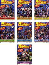 モンティ・パイソン&ザ・シークレット・ポリスマンズ(7枚セット)【全巻セット 洋画 中古 DVD】 レンタル落ち