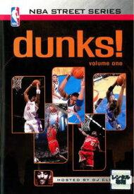 【バーゲンセール】NBA ストリートシリーズ ダンク!【スポーツ 中古 DVD】メール便可 ケース無:: レンタル落ち
