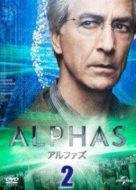 ALPHAS アルファズ 2(第3話、第4話)【洋画 海外ドラマ 中古 DVD】メール便可 ケース無:: レンタル落ち