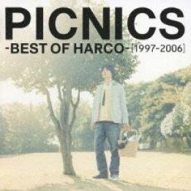 PICNICS BEST OF HARCO 1997-2006 通常盤【CD、音楽 中古 CD】メール便可 ケース無:: レンタル落ち