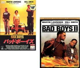 バッドボーイズ(2枚セット)Vol 1、2【全巻 洋画 中古 DVD】メール便可 レンタル落ち