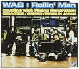 【訳あり】Rollin' Man ※ケースにひび割れあり【CD、音楽 新古 CD】メール便可 セル専用