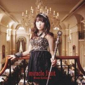 miracle fruit【CD、音楽 中古 CD】メール便可 ケース無:: レンタル落ち