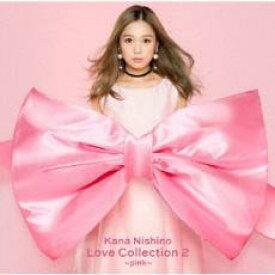 Love Collection 2 pink 通常盤【CD、音楽 中古 CD】メール便可 ケース無:: レンタル落ち