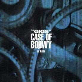GIGS CASE OF BOΦWY at Kobe 2CD【CD、音楽 中古 CD】メール便可 ケース無:: レンタル落ち