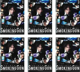 SMOKING GUN 決定的証拠(6枚セット)第1話〜第11話 最終【全巻セット 邦画 中古 DVD】レンタル落ち