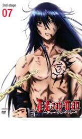 D.Gray-man 2nd stage 07【アニメ 中古 DVD】メール便可 ケース無:: レンタル落ち