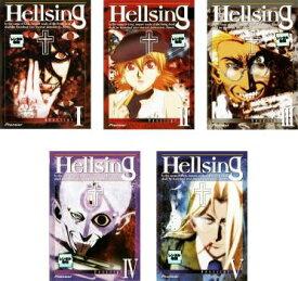Hellsing ヘルシング(5枚セット)Rescript 1、2、3、4、5【全巻セット アニメ 中古 DVD】レンタル落ち