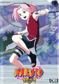 NARUTO ナルト 2nd STAGE 2004 巻ノ三【アニメ 中古 DVD】メール便可 ケース無:: レンタル落ち