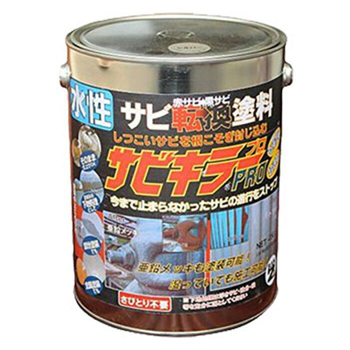 【メーカー直販】 BAN-ZI  バンジ 水性錆転換塗料 サビキラーPRO 1Kg