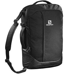 セール 18-19 サロモン (L40408500) ブーツバックパック COMMUTER GEARBAG ブラック (K)