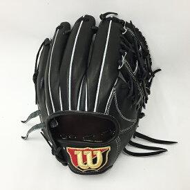 型付け無料 セール 特価 ウィルソン 野球 軟式 グローブ Wilson staff ウィルソン スタッフ 内野手用 ブラック 【黒】 WTARWQ6KH-90