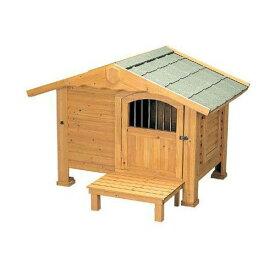 ロッジ犬舎 RK-1100 アイリスオーヤマ ペット用品【犬小屋 ハウス ドッグ 犬用】