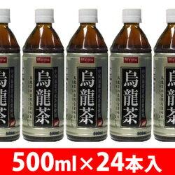 《A》【M's one】烏龍茶 500ml×24本入り 【D】【送料無料】