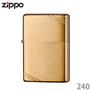 ZIPPO〔ジッポー〕オイルライター 240【HD】【TC】【送料無料】