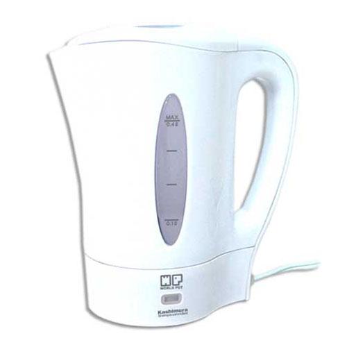 【送料無料】 海外でも使える♪ カシムラ ワールドポット マルチボルテージ湯沸器 TI-39 【コップ×2個付き マルチボルテージ湯沸器 ワールドポット TI-39 海外旅行用 空だき防止機能】【K】【D】