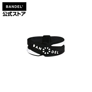 リング 指輪 cross ring ブラック×ホワイト(BlackxWhiteクロスシリーズ) BANDEL バンデル メンズ レディース ペア スポーツ シリコンゴム