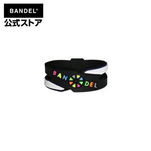 リング 指輪 cross ring ブラック×マルチ(BlackxMultiクロスシリーズ) BANDEL バンデル メンズ レディース ペア スポーツ シリコンゴム