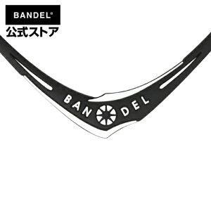 ネックレス cross necklace ブラック×ホワイト(BlackxWhiteクロスシリーズ) BANDEL バンデル メンズ レディース ペア スポーツ シリコンゴム