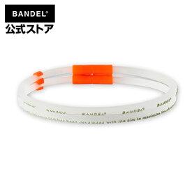 アンクレット collection line GHOST anklet 19-01 ホワイト(White 白 コレクションライン) BANDEL バンデル  メンズ レディース ペア スポーツ シリコンゴム