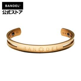 ネックレス titan bangle ゴールド(Gold チタン バングル ブレスレット) BANDEL バンデル  メンズ レディース ペア スポーツ