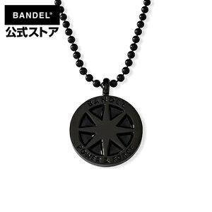 ネックレス titan necklace large ブラック(Black チタン) BANDEL バンデル  メンズ レディース ペア スポーツ シリコンゴム