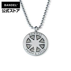 Titanium Necklace Large Silver ネックレス シルバー(Silver チタン)BANDEL バンデル スポーツ ネックレス チタンネックレス ボールチェーン ネックレス チタン 金属アレルギー スポーツ選手 メンズ