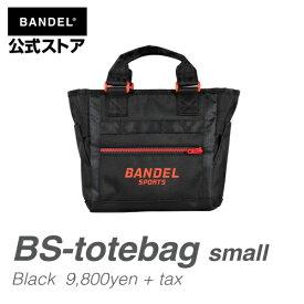 トートバッグ スモール ブラック×レッド(BlackxRed スモールサイズ) BS-small tote(BS-ST 001) BANDEL バンデル メンズ レディース スポーツ