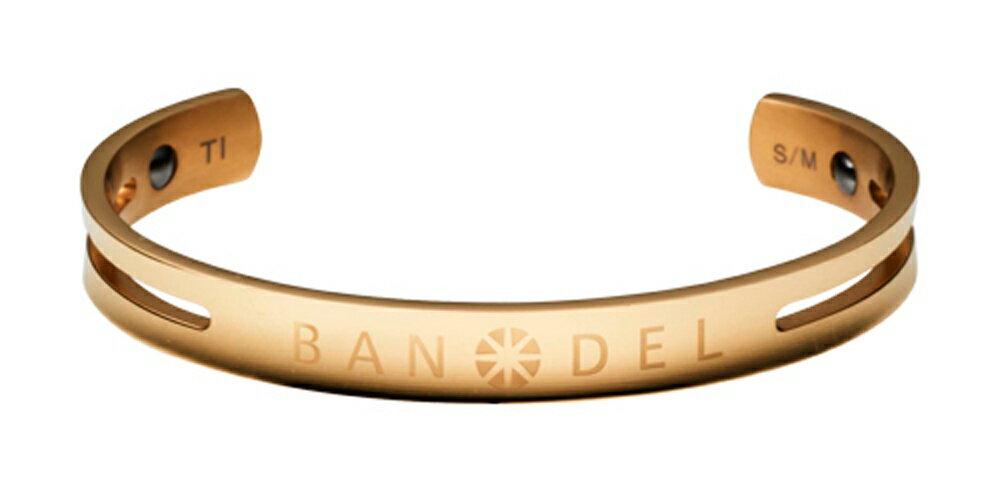 BANDEL バンデル チタン バングル ゴールド