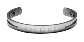BANDEL バンデル チタン バングル シルバー