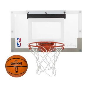 スポルディング スラムジャムバックボード ミニバスケットゴール