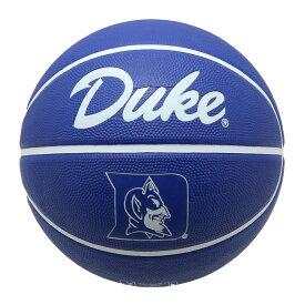 バスケットボール SPALDING ラバーボール DUKE 7号 外用