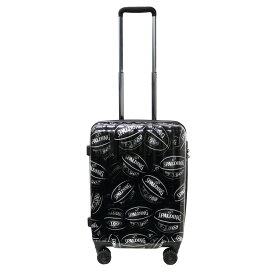 SPALDING ダブルホイールキャリー スーツケース 38L