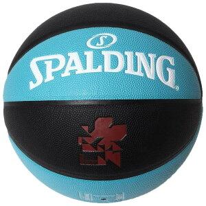 バスケットボール SPALDING スポルディング×ラヂオエヴァ ネルフ×ヴィレ モデル 7号 合成皮革