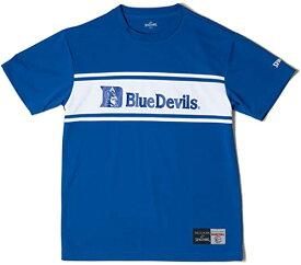 SPALDING スポルディング Tシャツ DUKE BLUE DEVILS ロイヤルブルー Mサイズ