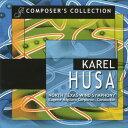 カレル・フサ作品集 演奏:ノース・テキサス・ウインド・シンフォニー Karel Husa - Composer's Collection【2枚組】【吹奏楽 CD】